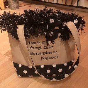 Handbags - Polka Dot Handbag